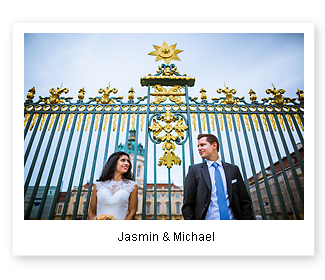 Jasmin & Michael