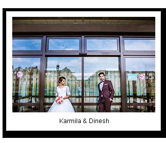Karmila & Dinesh