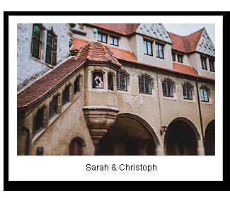 Sarah & Christoph