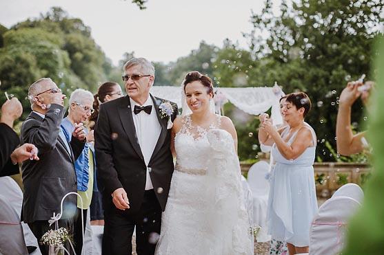 Hochzeit im Schloss Kittendorf Hochzeitsfotograf © www.henninghattendorf.de