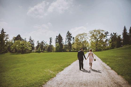 Hochzeit im Standesamt Hochzeitsvilla Zehlendorf  in Berlin Hochzeitsfotograf © www.henninghattendorf.de