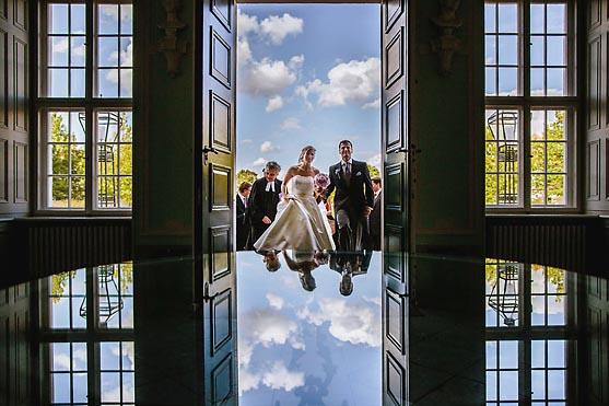 Hochzeit im Schloss Neuhardenberg Hochzeitsfotograf © www.henninghattendorf.de