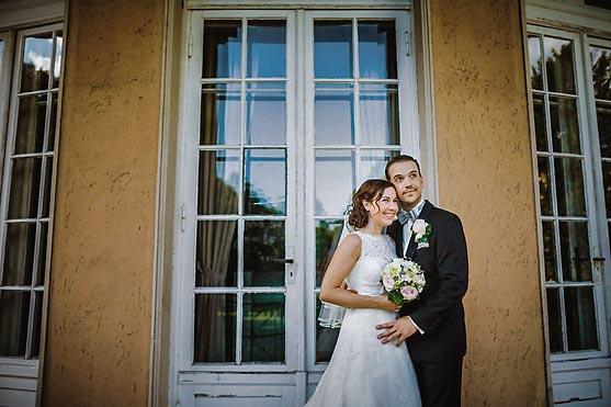 Hochzeit in der Siemensvilla in Berlin Hochzeitsfotograf © www.henninghattendorf.de