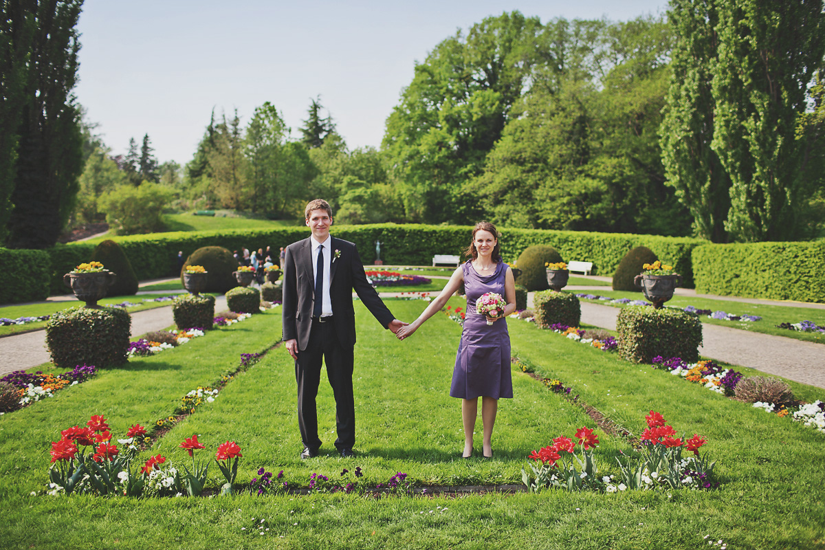 Standesamt Botanischer Garten Hochzeit In Berlin