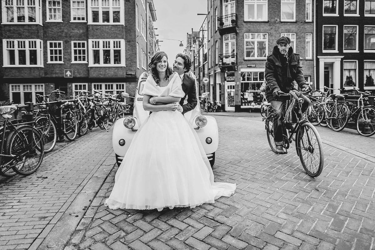 Hochzeitsfotografie Amsterdam