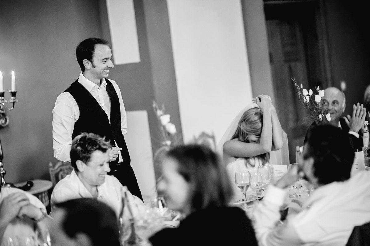 Hochzeit im Jagdschloss Kotelow