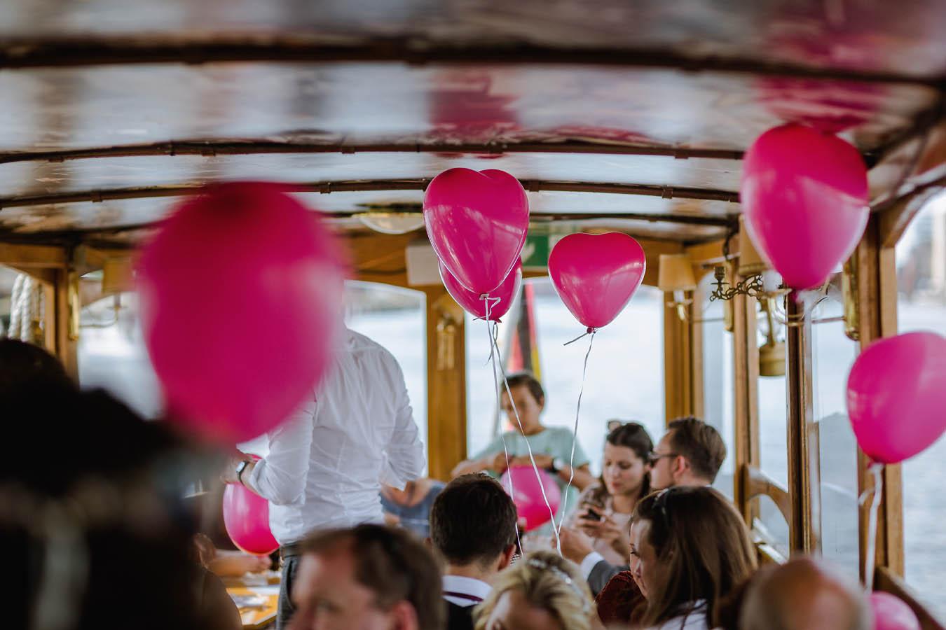 Hochzeit Fotograf Berlin MS Charleston