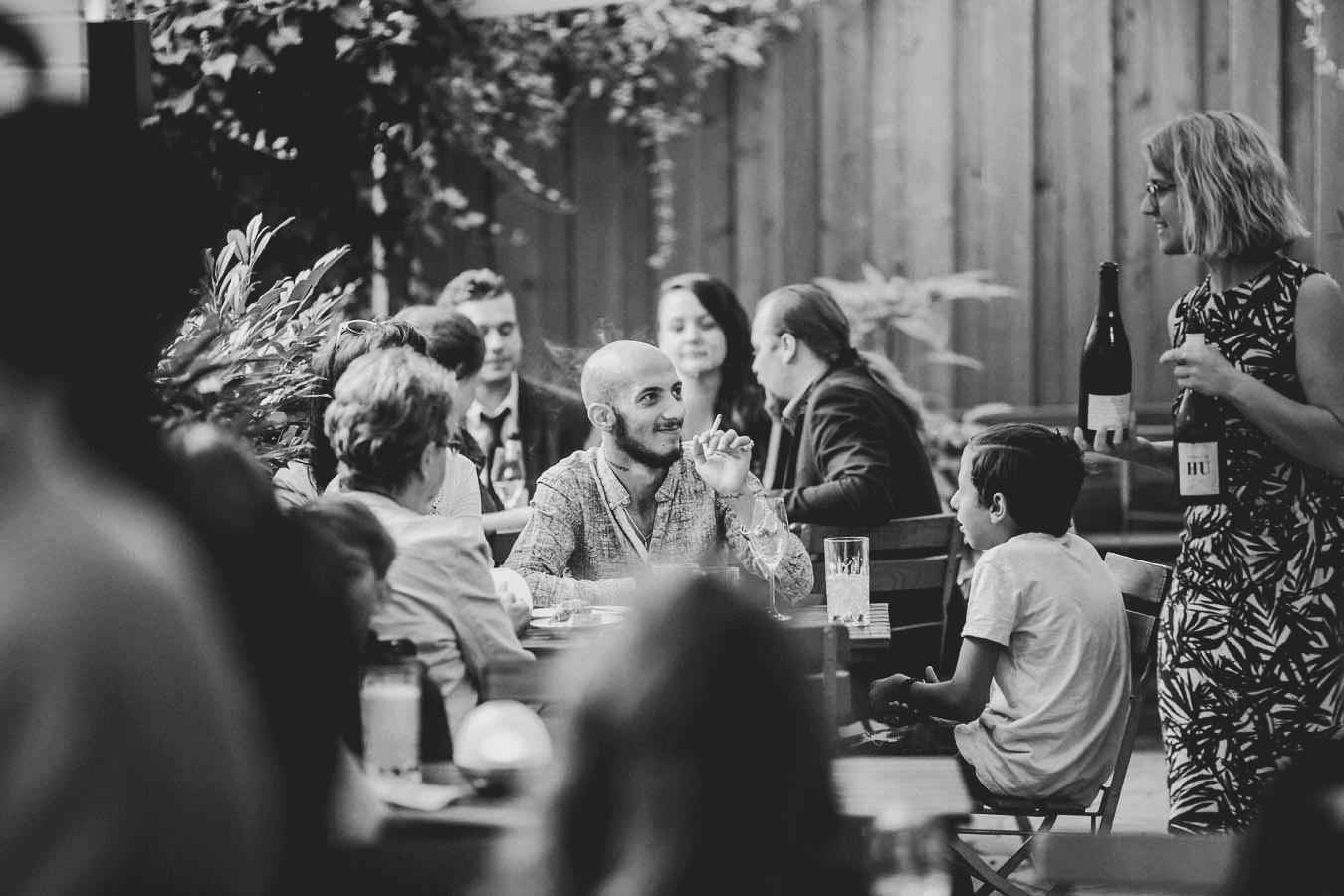 Hochzeit Restaurant Herz und Niere Berlin