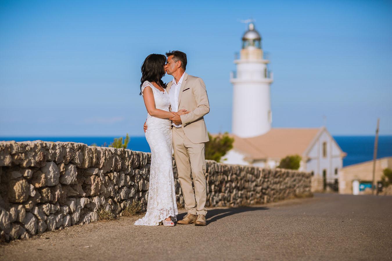 Hochzeitsfotograf Mallorca Cala Ratjada