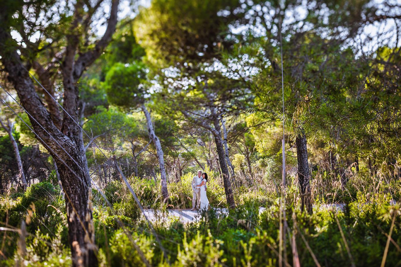 Fotografo de Boda Mallorca Cala Ratjada