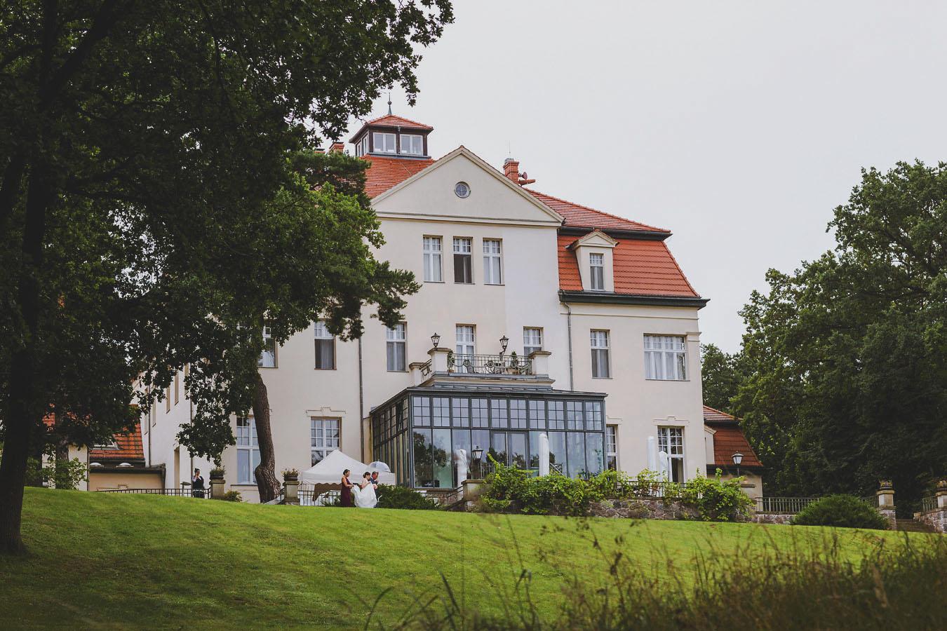 Hochzeit Brandenburg Fotograf Seehaus Schloss Gut Liebenberg