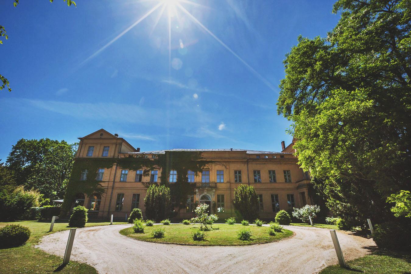 Hochzeitsfotograf Schloss Ziethen