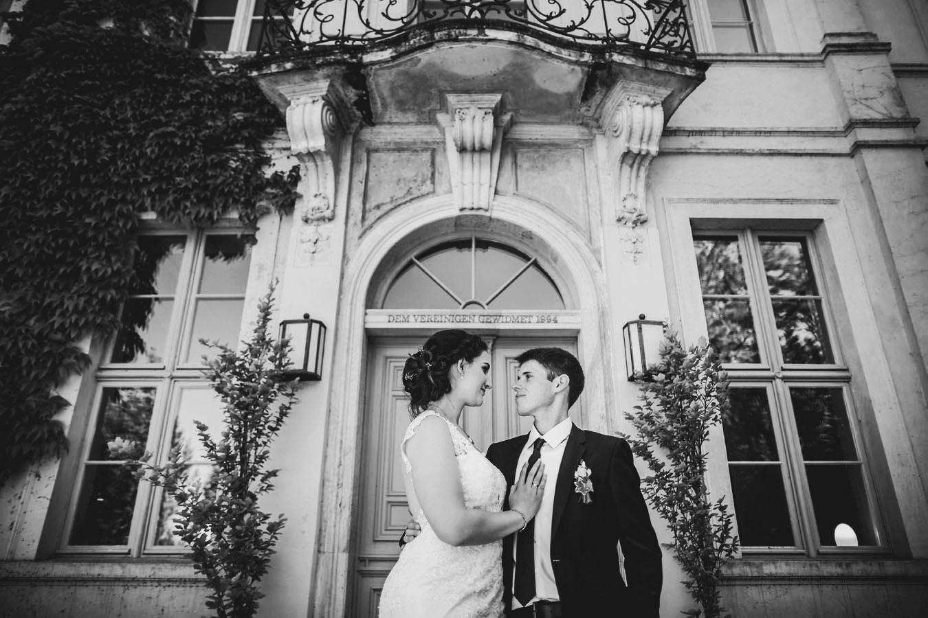 Fotograf Hochzeitsfeier Schloss Ziethen