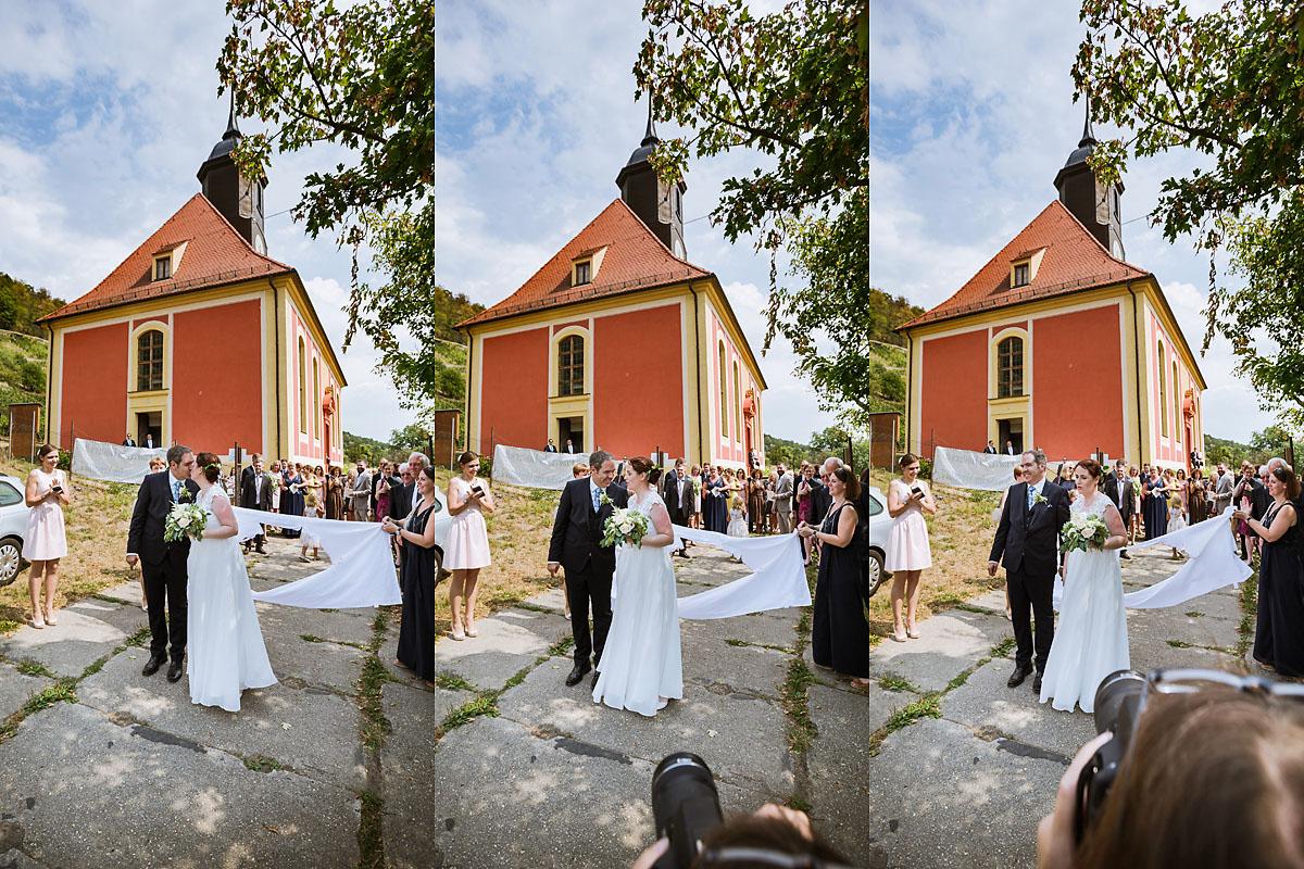 Hochzeitsfotograf Dresden Weinbergkirche Pillnitz