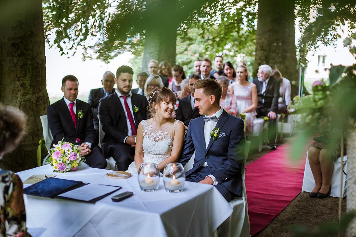 Hochzeitsfotograf Brandenburg Hochzeit Schloss Kroechlendorff