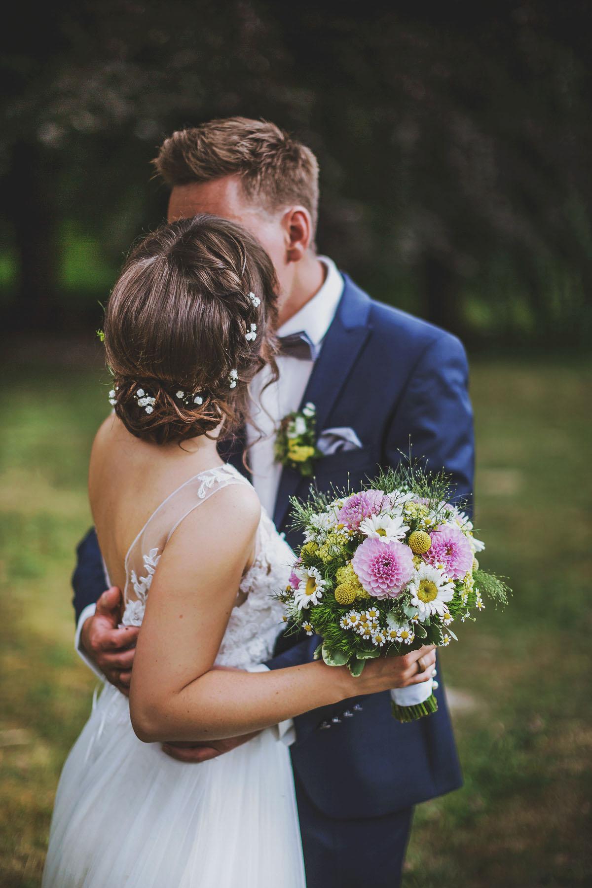 Brautstrauß Hochzeit Blumenstrauß