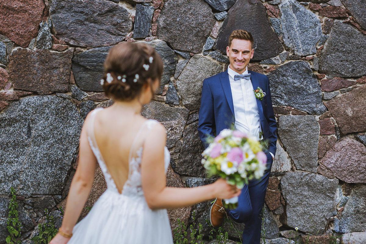 Hochzeitsfotograf Brandenburg Fotoshooting Schloss Kroechlendorff