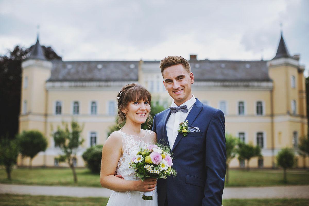 Hochzeitsfotograf Prenzlau Hochzeit Schloss Kroechlendorff