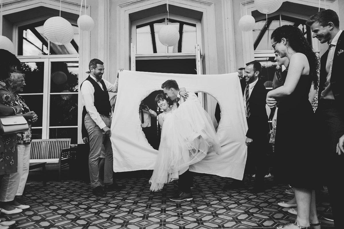 Hochzeitsfotograf Schloss Kroechlendorff