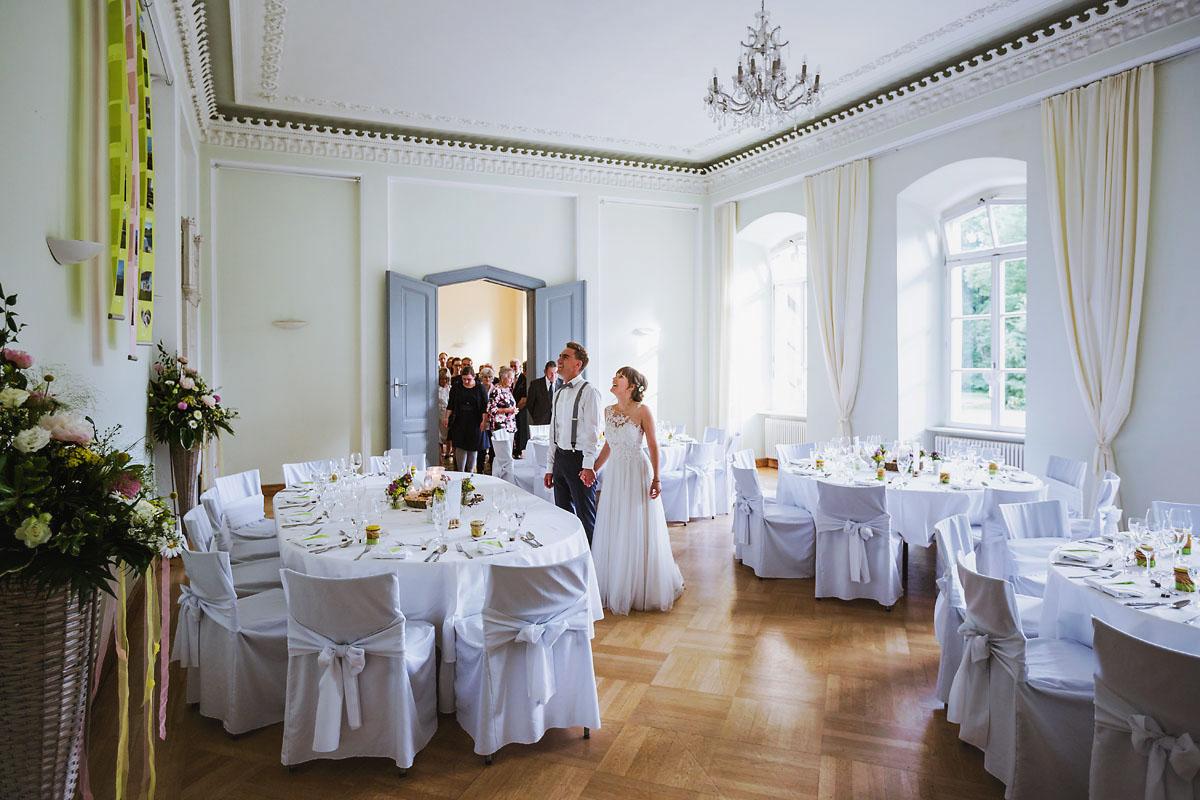 Hochzeit Brandenburg Schloss Kroechlendorff