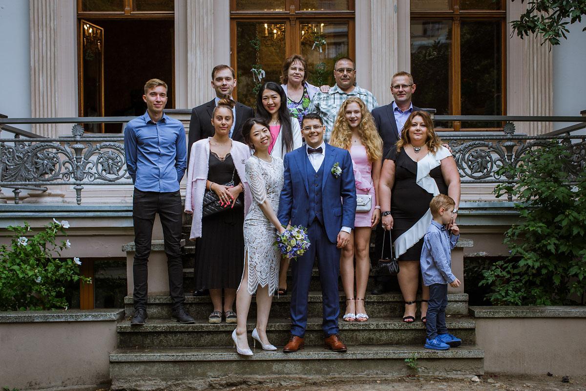 Hochzeitsfotograf Berlin Villa Kogge