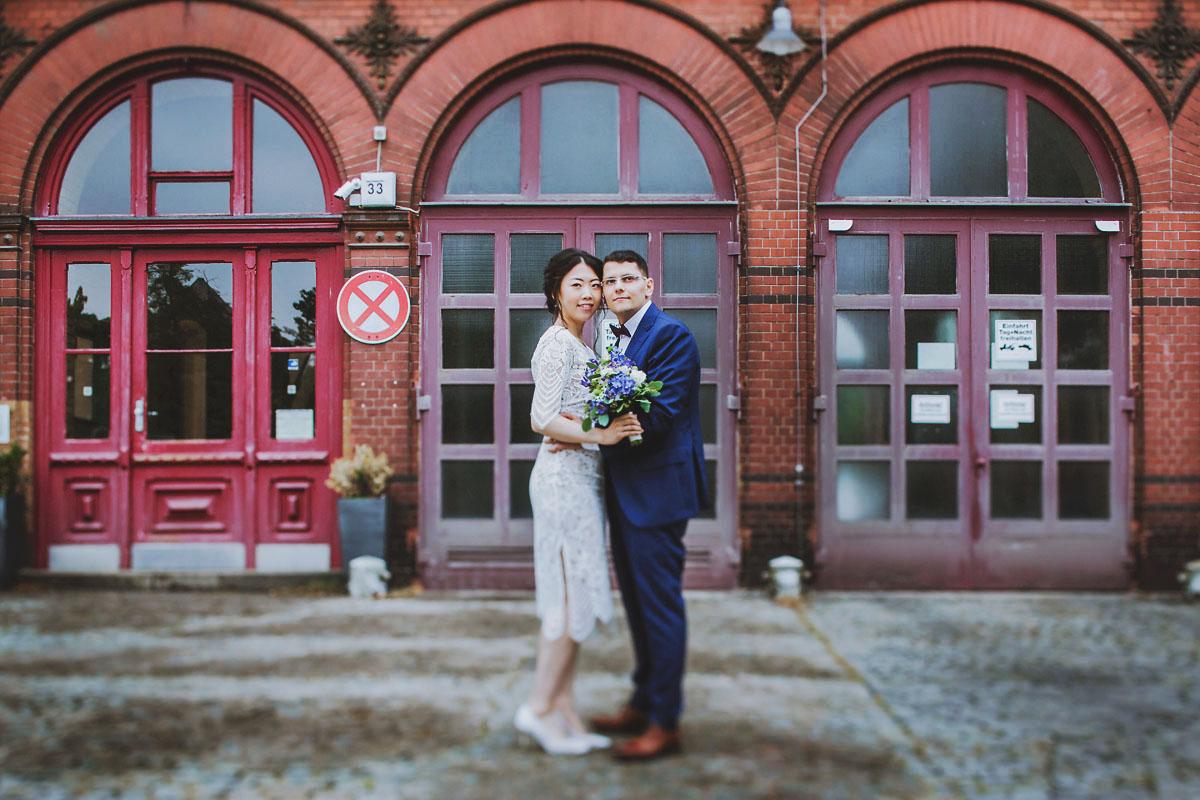 Hochzeitsportrait Fotograf Berlin