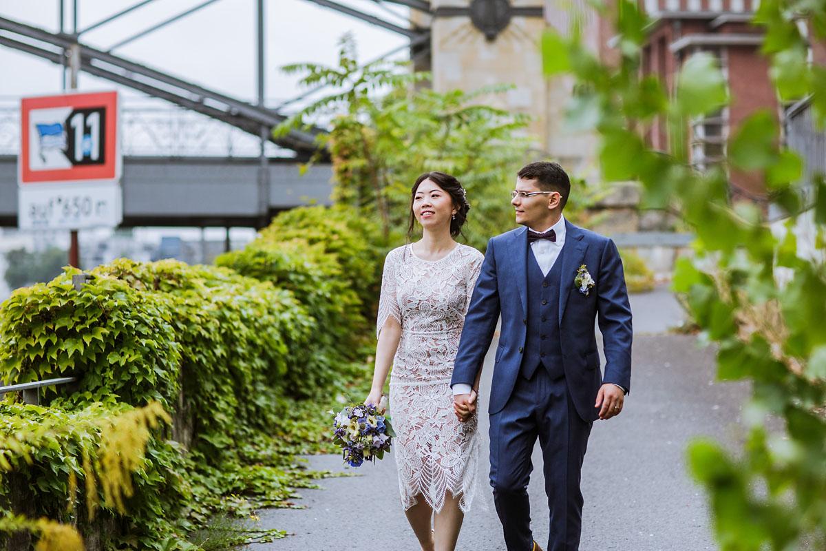 Fotoshooting Hochzeit Fotograf Berlin