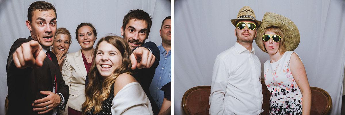 Photobooth  Hochzeit Fotograf