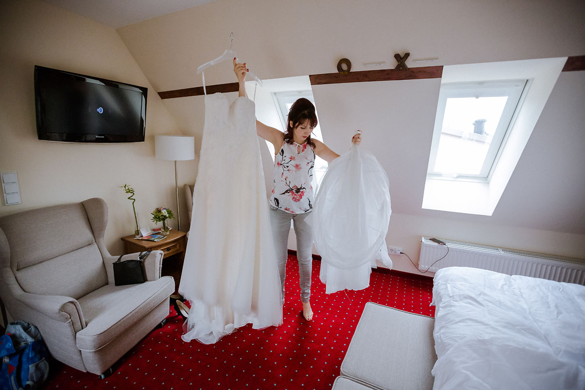 Hochzeitsfotograf Stralsund Vorbereitung Getting Ready
