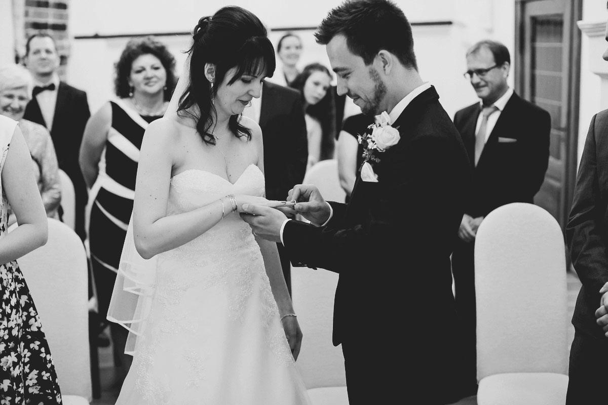 Hochzeitsfotograf Stralsund Standesamt Hochzeit