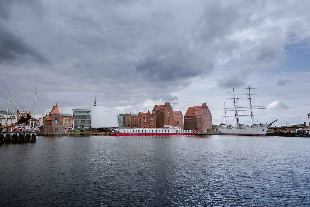 Hafenrundfahrt Stralsund Hochzeit Fotograf