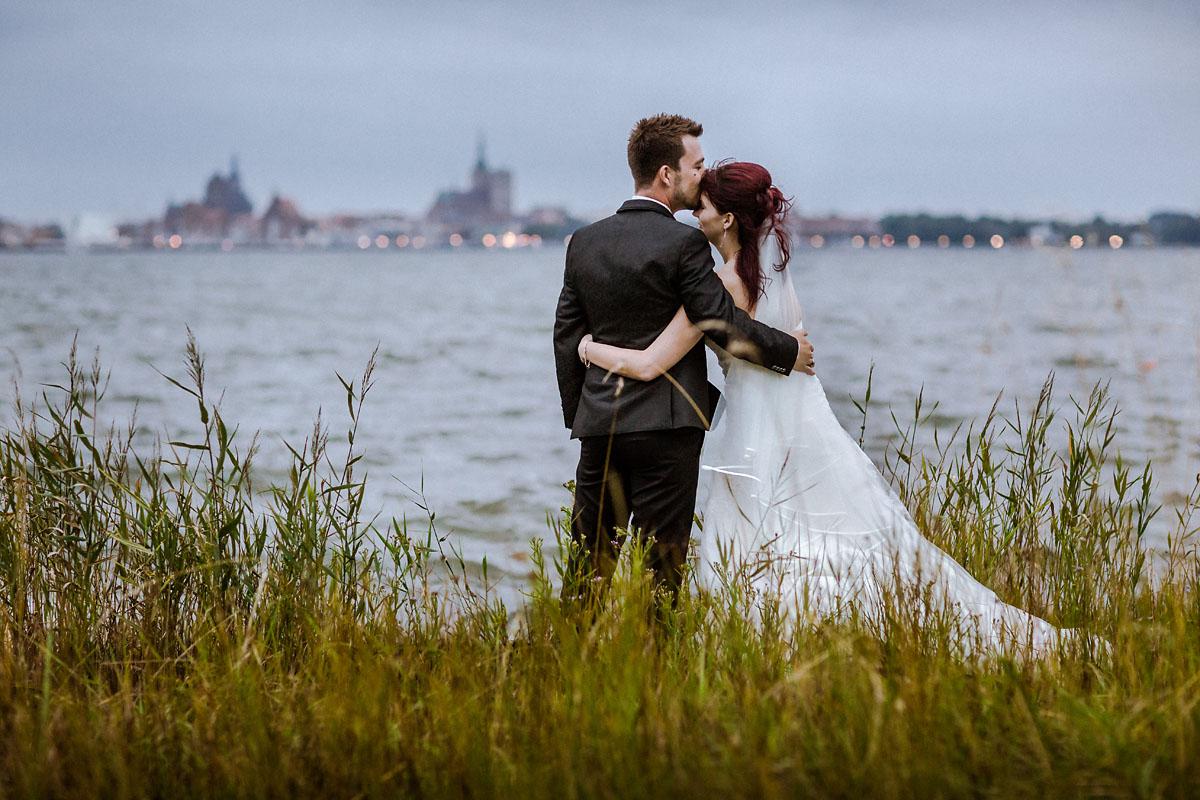 Stralsund Hochzeit Strandhaus Altefähr Hochzeitsfotograf Fotoshooting