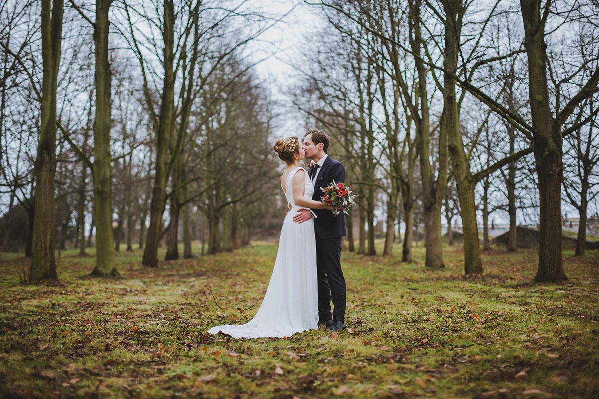 Hochzeitsfotograf Potsdam Fotoshooting im Schloss Sanssouci